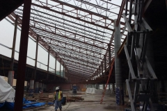 Ticketing Hall Trusses